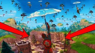 Download When EVERYONE Lands At Tilted Towers In Fortnite Battle Royale! Video