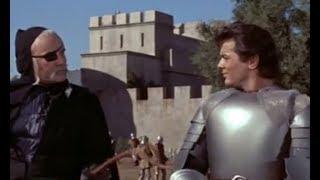 Download The Black Shield Of Falworth 1954 Tony Curtis, Janet Leigh, David Farrar Video