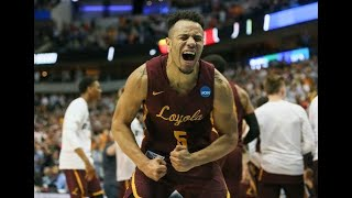 Download Loyola players reflect on upset NCAA tournament win Video