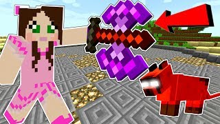Download Minecraft: KIDNAPPED BY EVIL CLOUD! (SURVIVE HIS ARENA CHALLENGE!) A HOLE NEW WORLD - Custom Map [3] Video