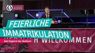 Download Feierliche Immatrikulation 2016 an der Otto-von-Guericke-Universität Magdeburg | OVGU Video