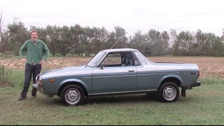 Download The Subaru BRAT: Everything You Need to Know Video