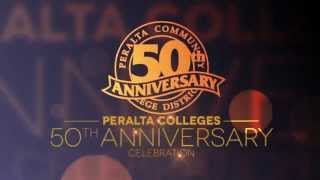 Download '50' Peralta Colleges Anniversary Video Video