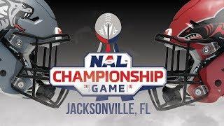 Download National Arena League 2019 Championship - Carolina Cobras vs Jacksonville Sharks Video