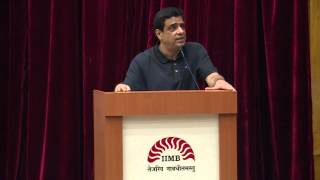 Download Ronnie Screwvala's lecture at IIM B Video