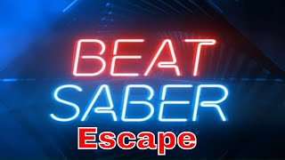 Download Beat Saber - Escape - Expert PERFECT *faster* Video
