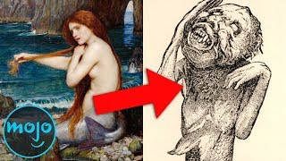 Download Top 5 Creepy Things You Didn't Know About Mermaids Video