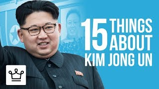 Download 15 Things You Didn't Know About Kim Jong Un Video