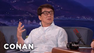 Download Jackie Chan On His Fear Of Needles - CONAN on TBS Video