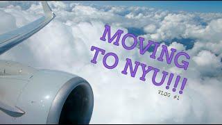 Download MOVING TO NYU VLOG 1! Video