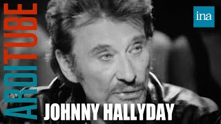 Download Johnny Hallyday parle de son père et de son enfance | Archive INA Video