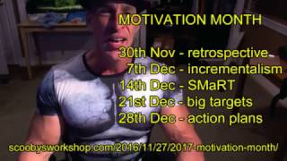 Download Make 2017 your best year ever! Motivation Month week 1 - retrospective Video