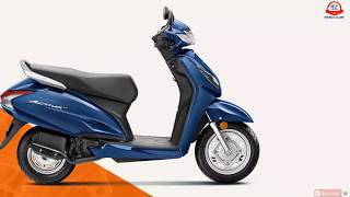 Download Honda Activa 6G BS-6 2020 || Activa 6G BS-6 Is Available For Booking Video