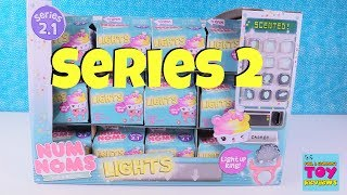 Download Num Noms Lights Series 2 2.1 Ring Included Scented Toy Review | PSToyReviews Video