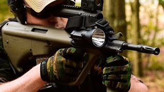 Download Armslist Review: Steyr Aug A3M1 Bullpup rifle Video