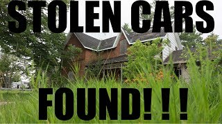 Download (ABANDONED!) HOUSE WITH STOLEN CARS!!!!!!! Video