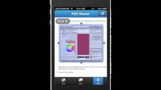 Download iOS App for Mobile Website / HTML Web / PDF Reader Video