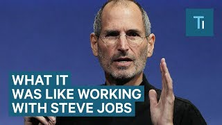 Download Steve Jobs Fired Me 5 Times And I Still Loved Working With Him Video