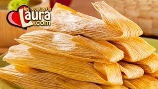 Download Tamales Mexicanos de Maseca ¡Sin manteca! Comida Saludable - Recetas para cena de Navidad Video