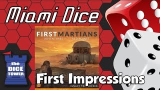 Download Miami Dice 217: First Martians - Adventures on the Red Planet Video