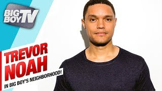 Download Trevor Noah on Trump, His Book and Aiming Beyond Your Dreams | BigBoyTV Video