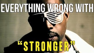 Download Everything Wrong With Kanye West - ″Stronger″ Video