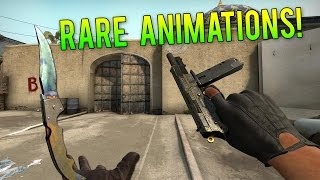 Download CS GO - Alternate & Rare Weapon Animations Video