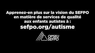 Download Des services publics de qualité aux enfants autistes profitent à tout le monde Video