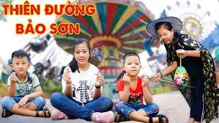 Download Trò Chơi Phù Thủy Tốt - Phù Thủy Xấu Và Thiên Đường Bảo Sơn - Bé Nhím TV - Đồ Chơi Trẻ Em Video