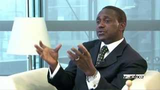 Download Kandeh Yumkella is interviewed by VoxAfrica Tv Video