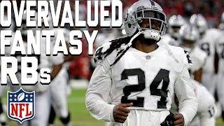Download Most Overvalued Fantasy Running Backs for the 2017 Season | NFL Video