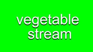 Download Vegetable Stream w/ Nukazooka! Video