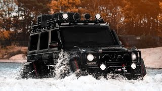 Download MY NEW 800 HP G500 4x4 TESTED TO THE LIMIT! | VLOG² 107 Video