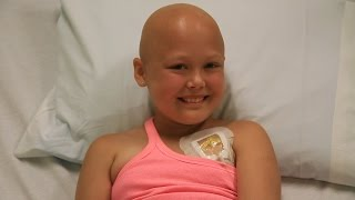 Download Cheyenne's Childhood Cancer Story Video