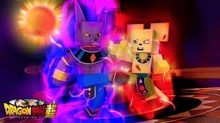 Download Minecraft: WHO'S YOUR FAMILY? UMA LUTA ENTE DEUSES BILLS Vs KITERA ( Dragon Ball Super ) Video