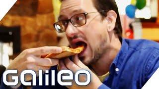 Download Dieser Mann isst seit 25 Jahren nur Pizza | Galileo | ProSieben Video