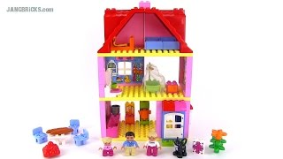Download LEGO Duplo Play House reviewed! set 10505 Video