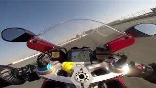 Download Ducati Panigale V4S Track Test - The Sound of Mechanical Music Video