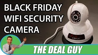 Download Black Friday 2016 Wifi ip Camera ◄ Wireless Night Vision deals Video