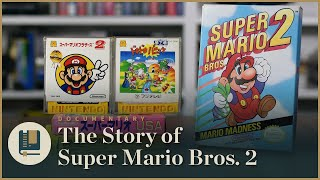 Download The Story of Super Mario Bros. 2 - Gaming Historian Video