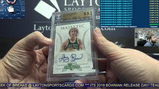 Download 2018 Leaf Greatest Hits NBA 2 Box CASE Break for Ben F Video