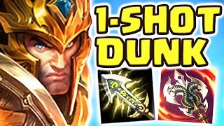 Download RIOT NIGHTBLUE3 ?! LITERALLY 1v9 FULL AD CRIT JARVAN JUNGLE | THE 1-SHOT DUNK | LOOK AT THIS DUDE Video