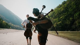Download Pirates of the Caribbean Theme Song | Bagpipes & Cello | (He's a Pirate) Video