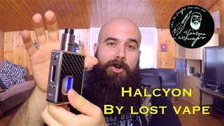 Download Halcyon Dna 200 By Lost Vape Video