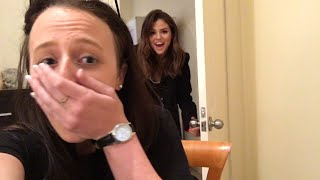 Download Selena Gomez Surprises Aussie Fan In Her BEDROOM! Video