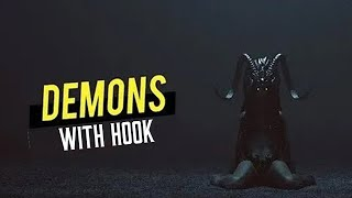 Download Tech N9ne x Post Malone x Eminem type beat with hook | Rap Instrumental with hook ″DEMONS″ Video