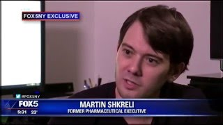 Download Exclusive: Martin Shkreli Interview Video