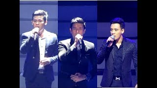 Download PAMBATO NG PINAS ! Marcelito Pomoy , Christian Bautista & Erik Santos Video