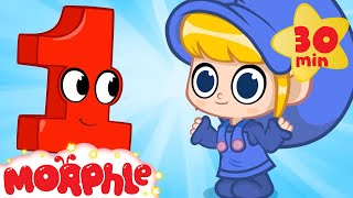 Download Magic Number Learning With Morphle - My Magic Pet Morphle | Cartoons For Kids | Morphle | Learning Video