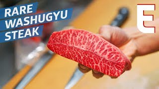 Download American Wagyu Beef in NYC's Most Secret Restaurant — Prime Time Video